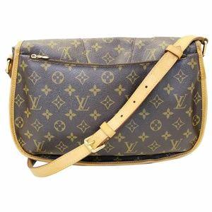 LOUIS VUITTON Menilmontant MM  Crossbody Bag